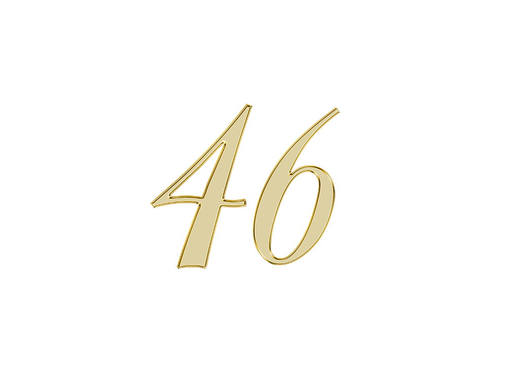 エンジェルナンバー 46