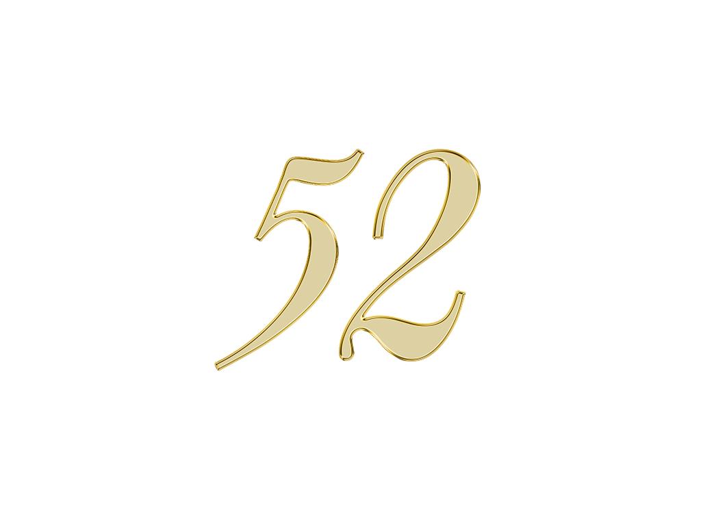 エンジェルナンバー52は何を意味している?そのメッセージ
