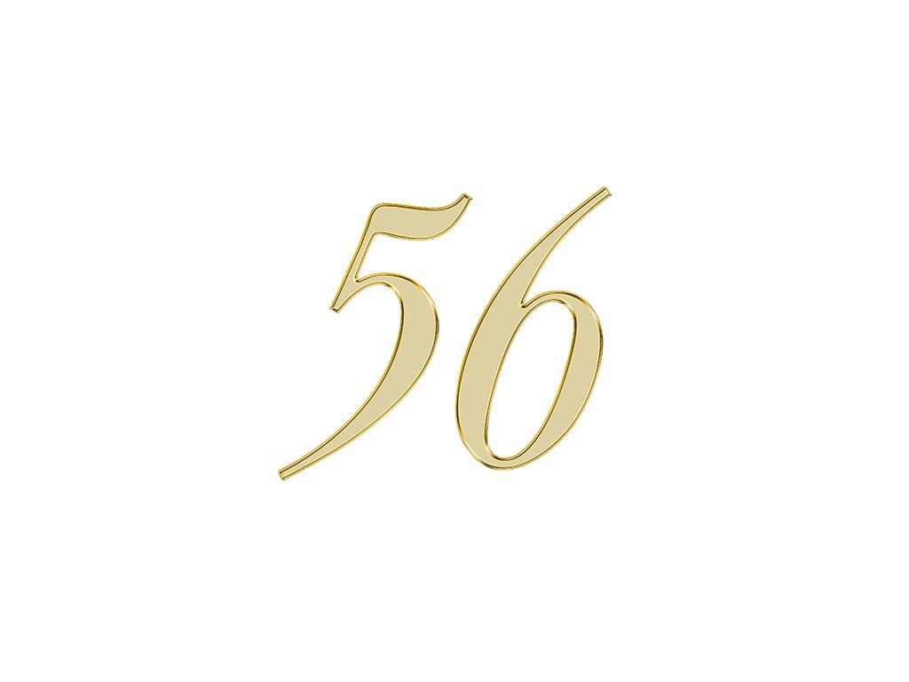 エンジェルナンバー56が伝えている意味やメッセージとは?