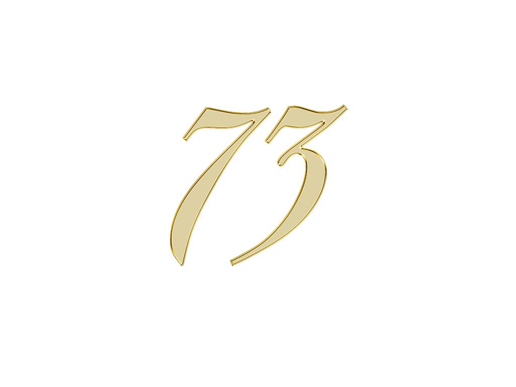 エンジェルナンバー 73