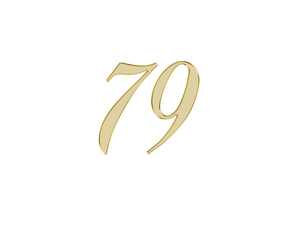 エンジェルナンバー 79