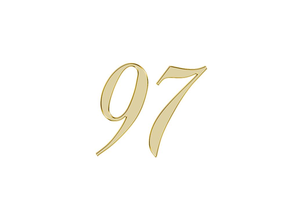 エンジェルナンバー 97
