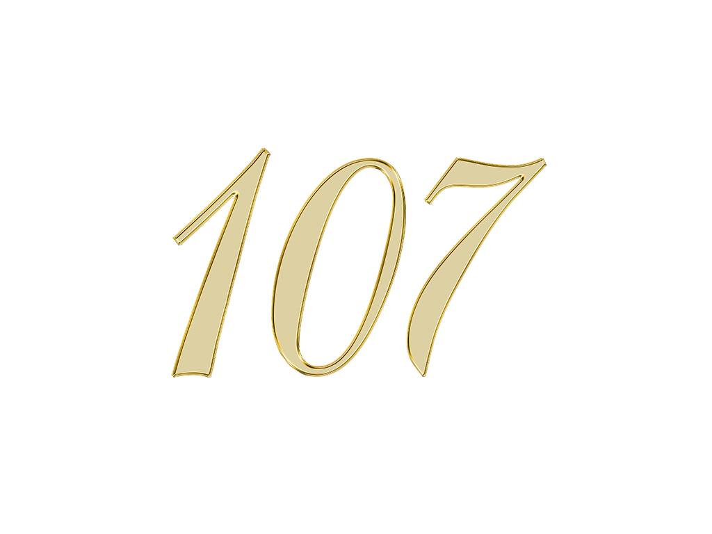 エンジェルナンバー 107