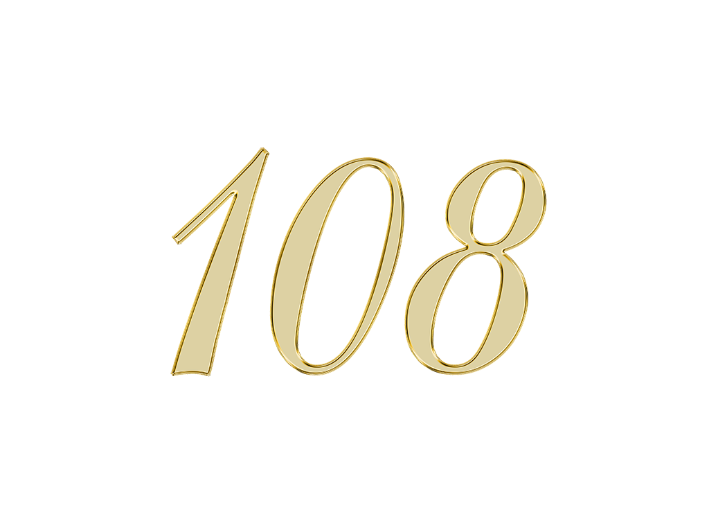 エンジェルナンバー108の意味は【宇宙の無限の豊かさ】
