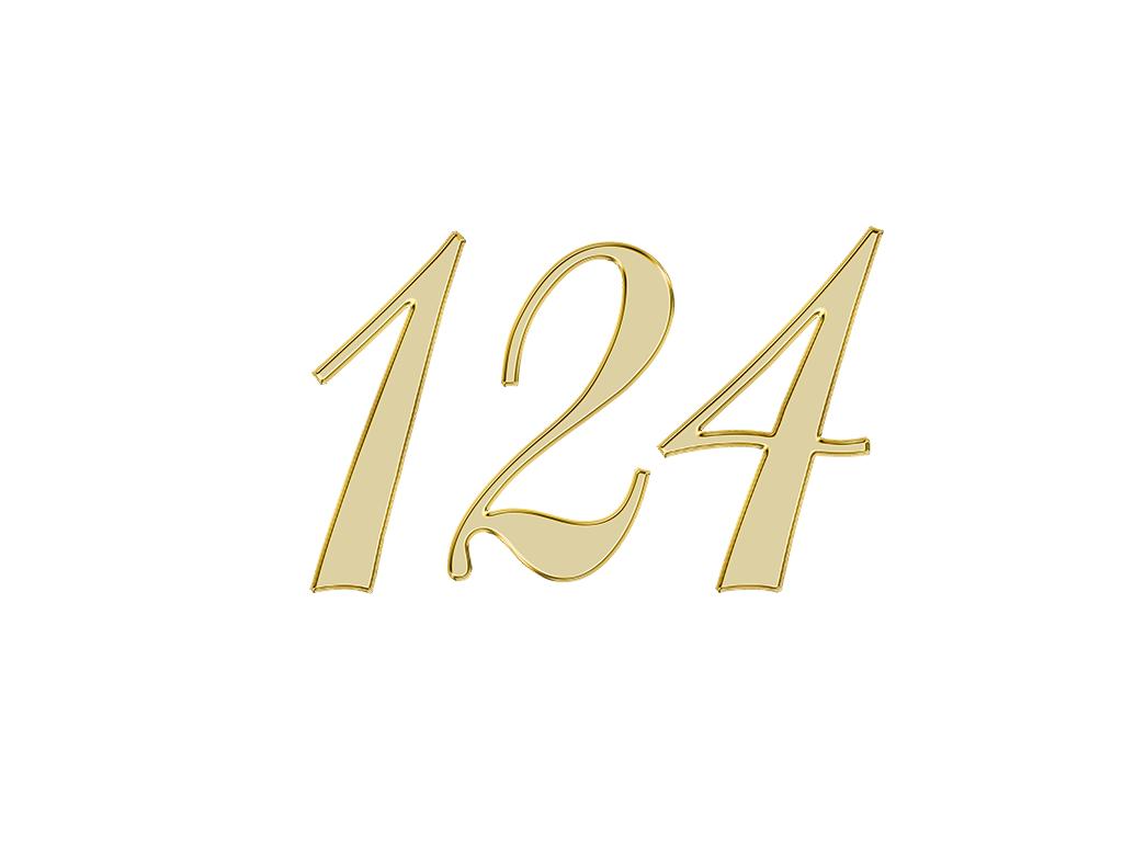 エンジェルナンバー124の意味は【天使による思考へのサポート】