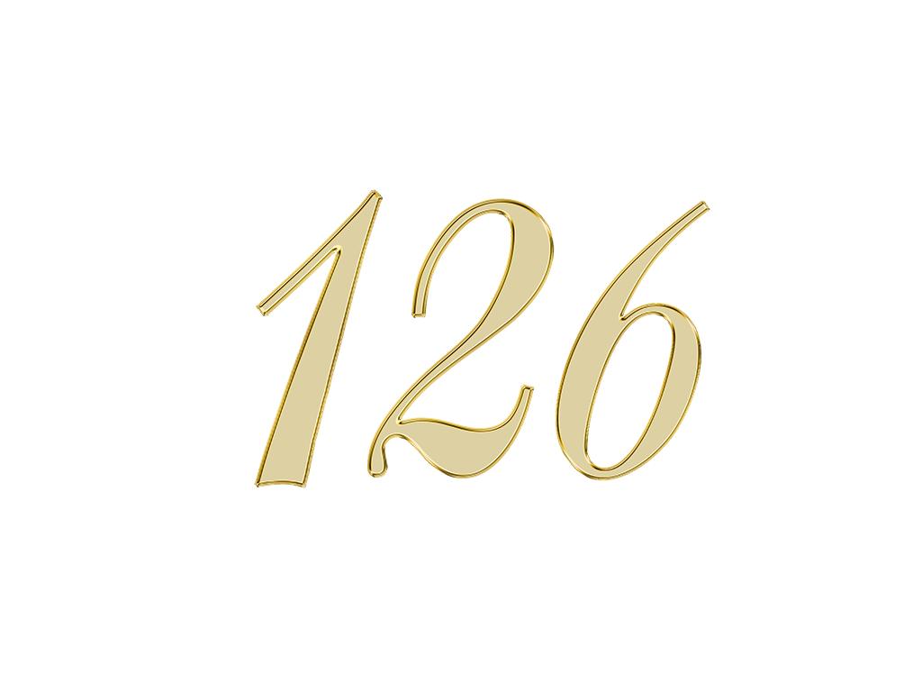 エンジェルナンバー 126