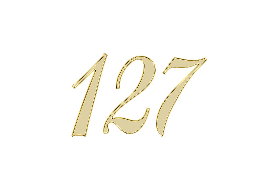エンジェルナンバー 127