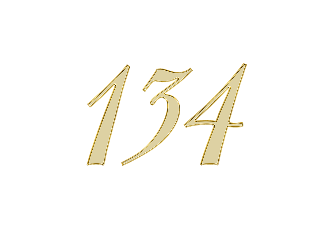 エンジェルナンバー 134