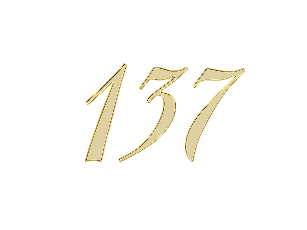 エンジェルナンバー137があなたに伝えている意味!