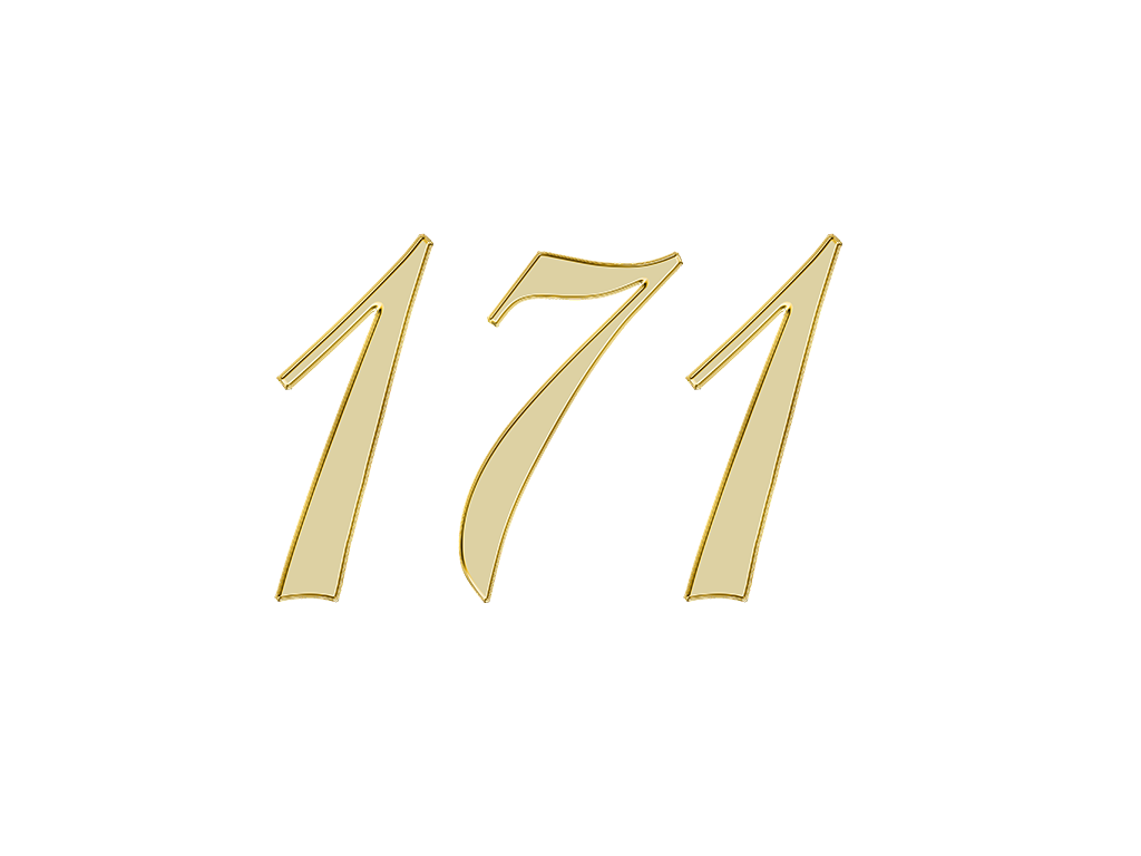 エンジェルナンバー 171