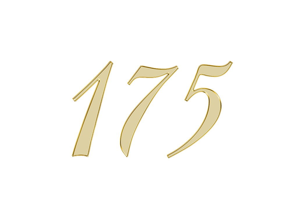 エンジェルナンバー 175