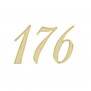 エンジェルナンバー 176