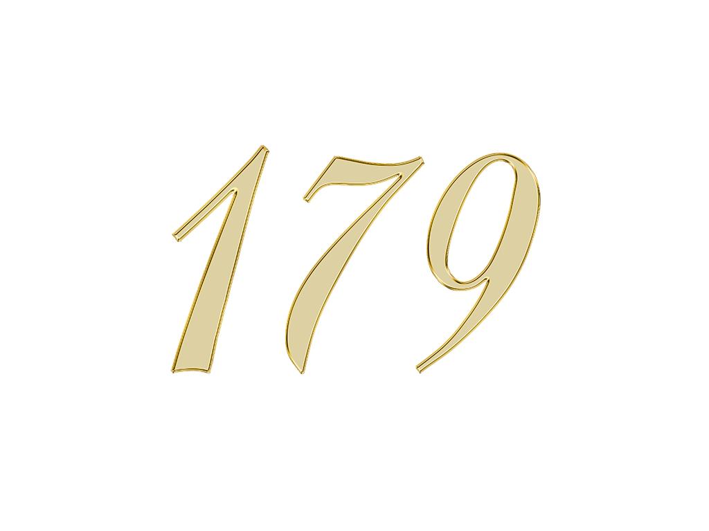 エンジェルナンバー 179