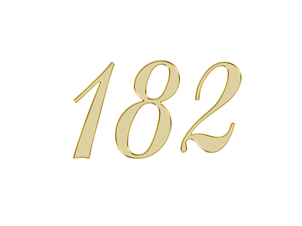 エンジェルナンバー 182