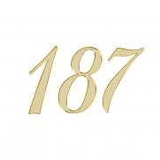 エンジェルナンバー 187
