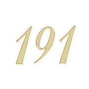 エンジェルナンバー 191