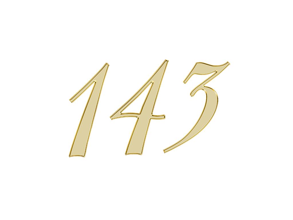 エンジェルナンバー143の意味は【天使とアセンデッドマスターからの支援】