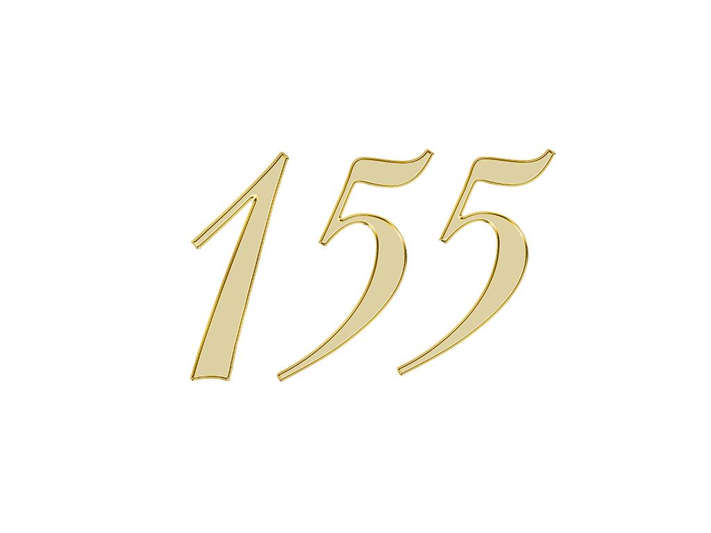 エンジェルナンバー 155