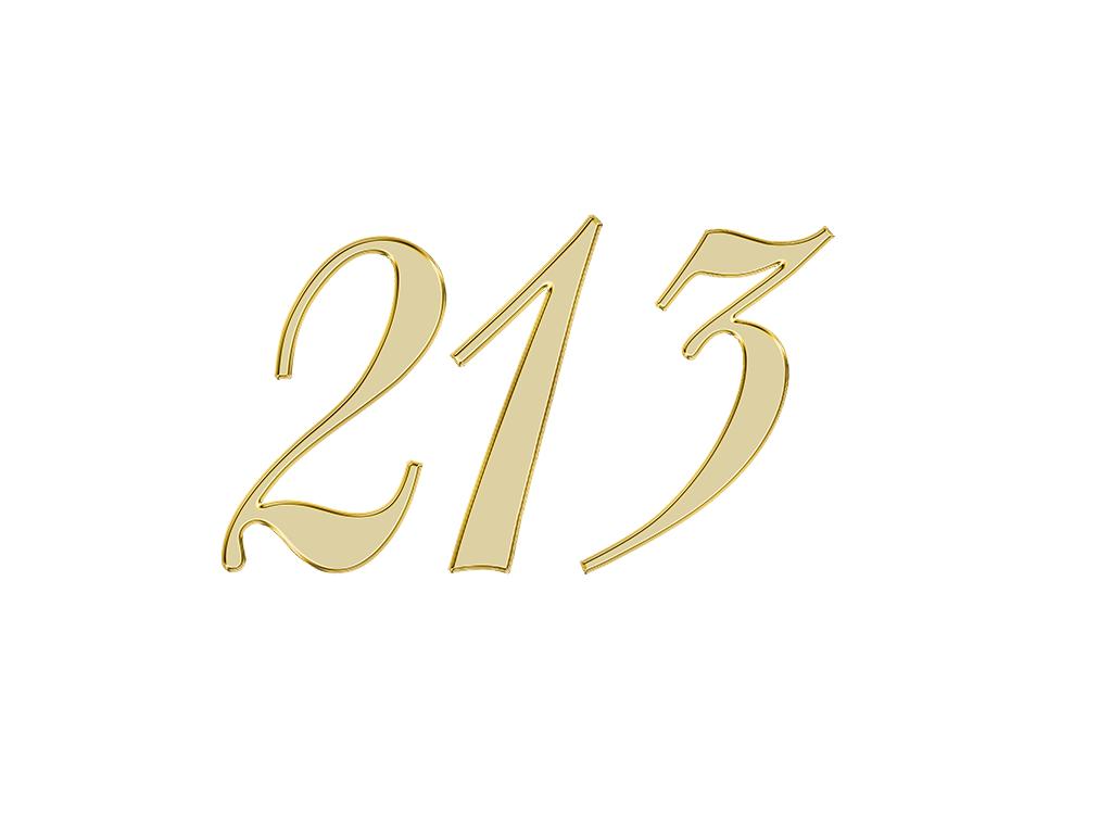 エンジェルナンバー 213