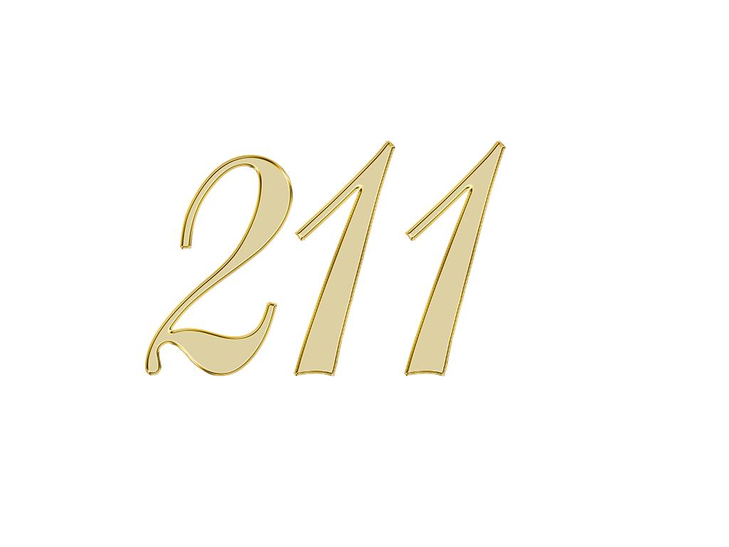 エンジェルナンバー 211