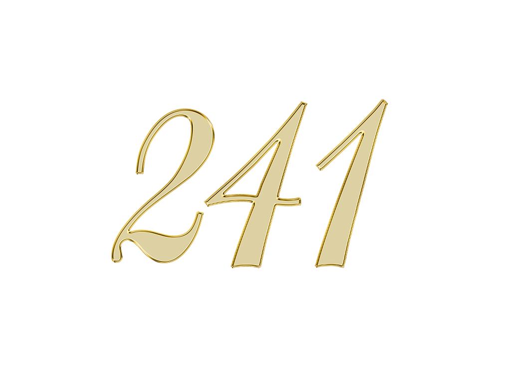 エンジェルナンバー 241