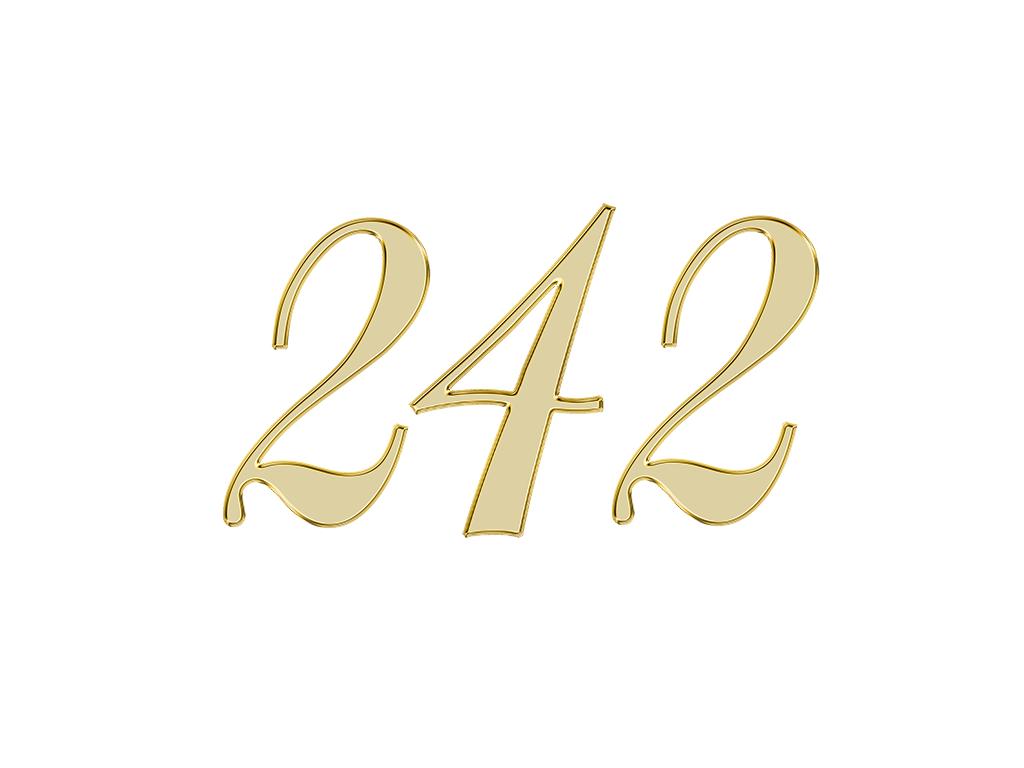 エンジェルナンバー 242