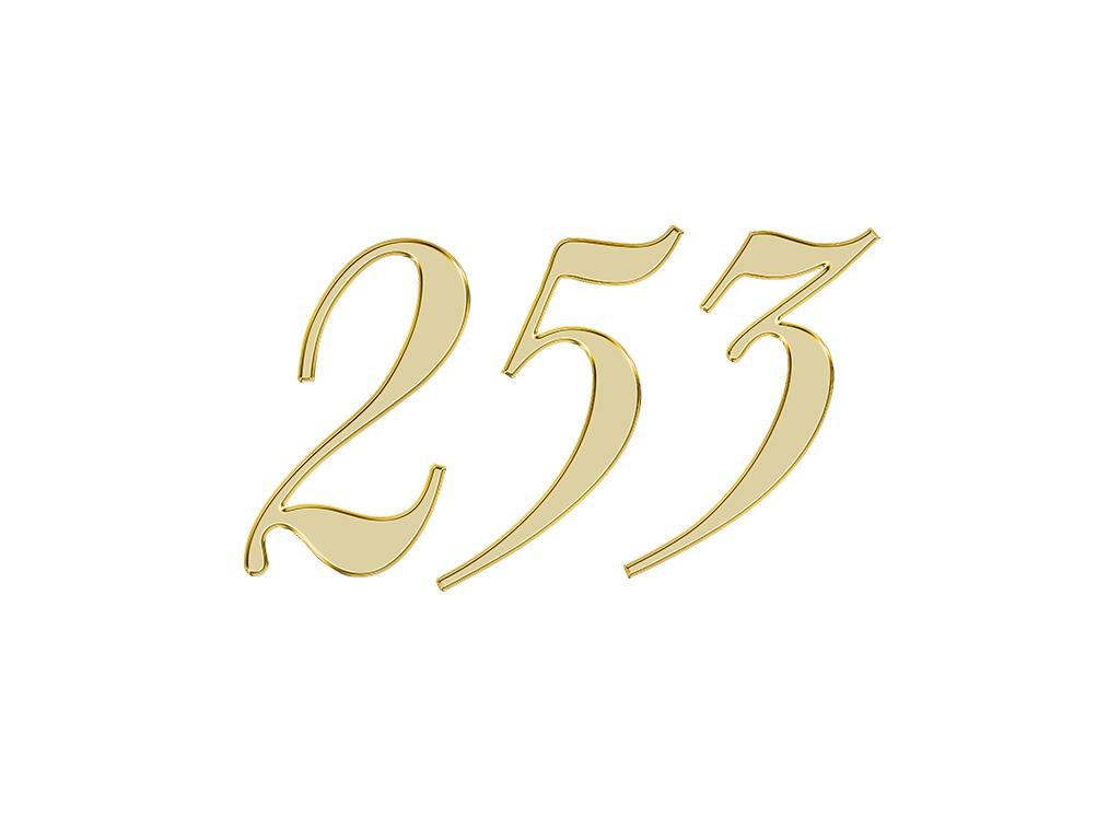 エンジェルナンバー 253