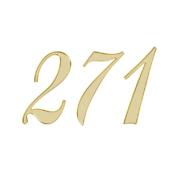 エンジェルナンバー 271
